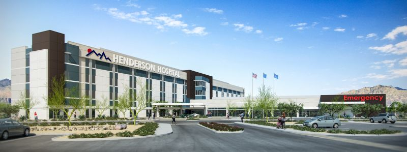 Union Village – NEC Galleria & US-95