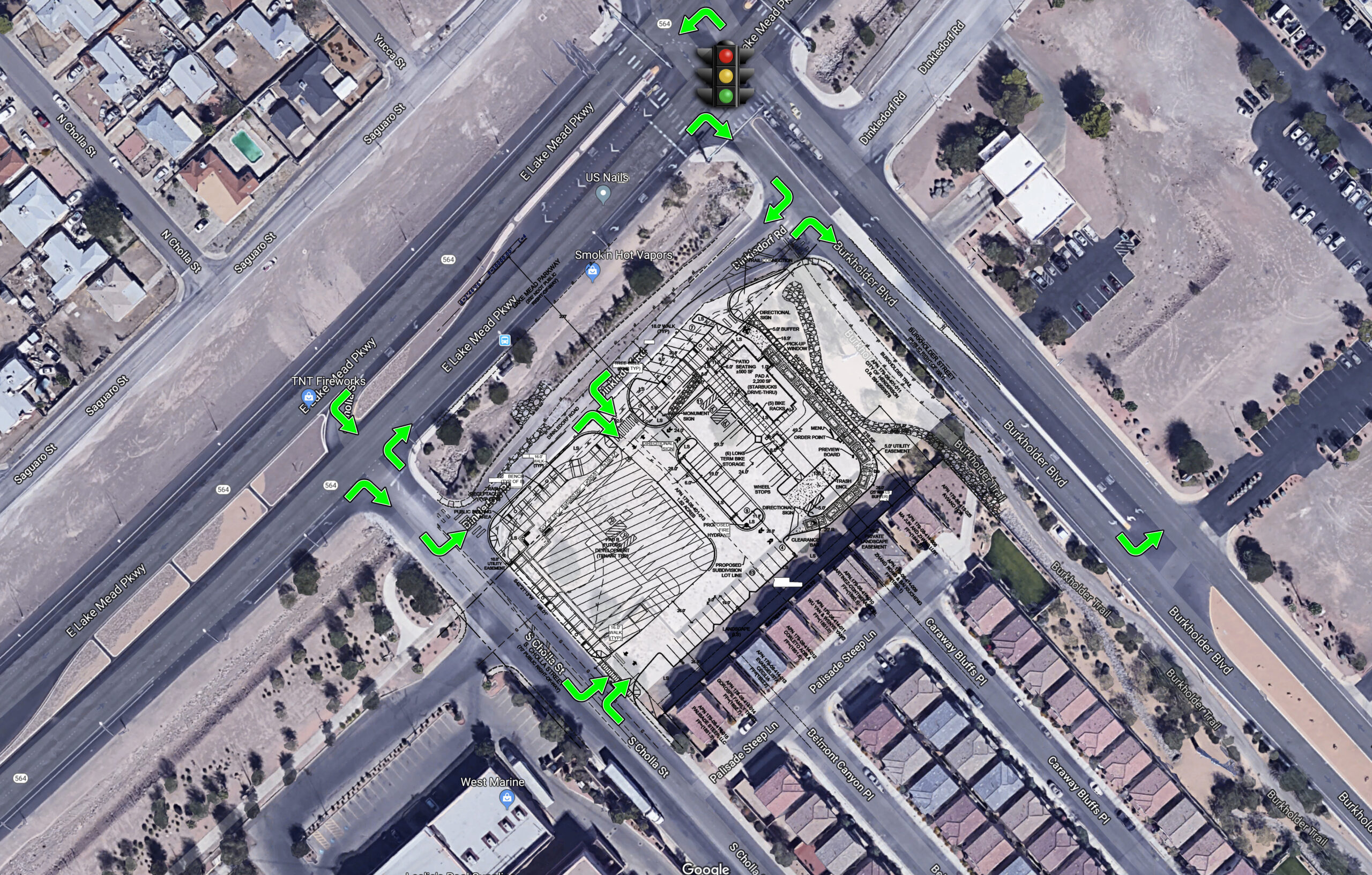 380 Lake Mead Pkwy – SWC Lake Mead Pkwy & Burkholder