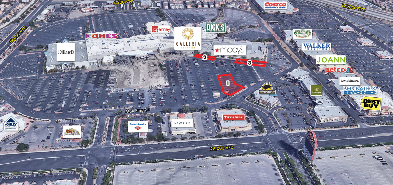 Galleria Mall Expansion