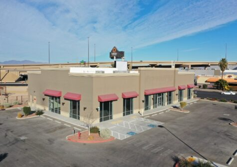80 S Martin Luther King Blvd – Freestanding Building for Sale or Lease