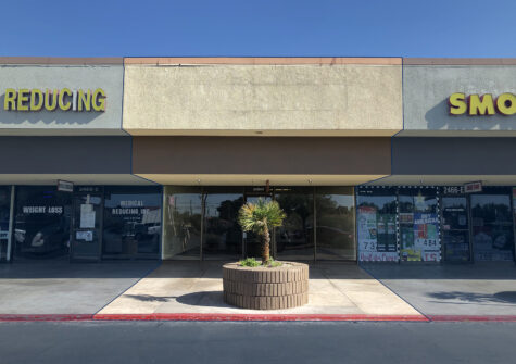 2466-D East Desert Inn – 1,200 SF Retail Space Sublease