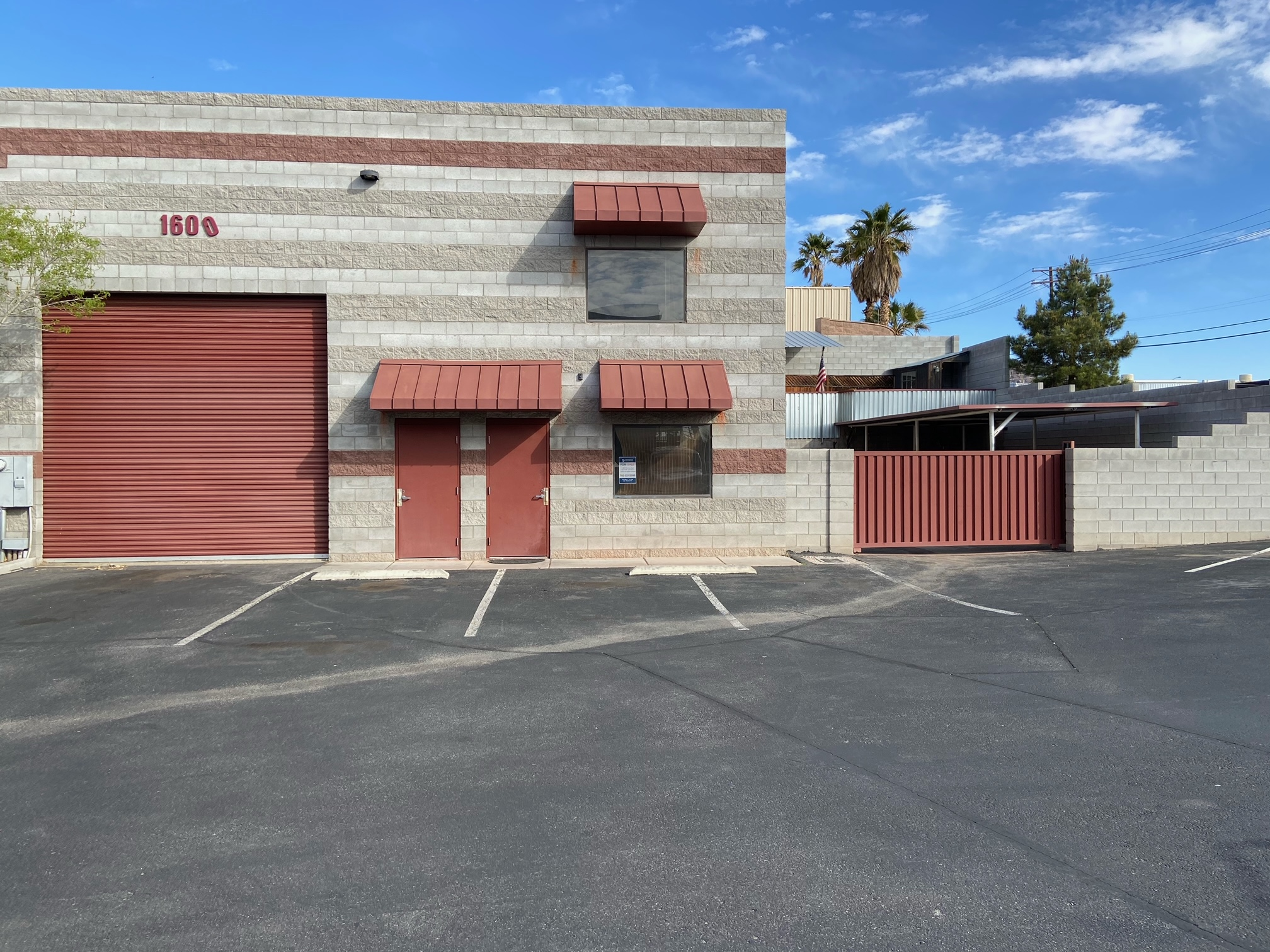 1600 Carse Drive – Live/Work Space Near Lake Mead