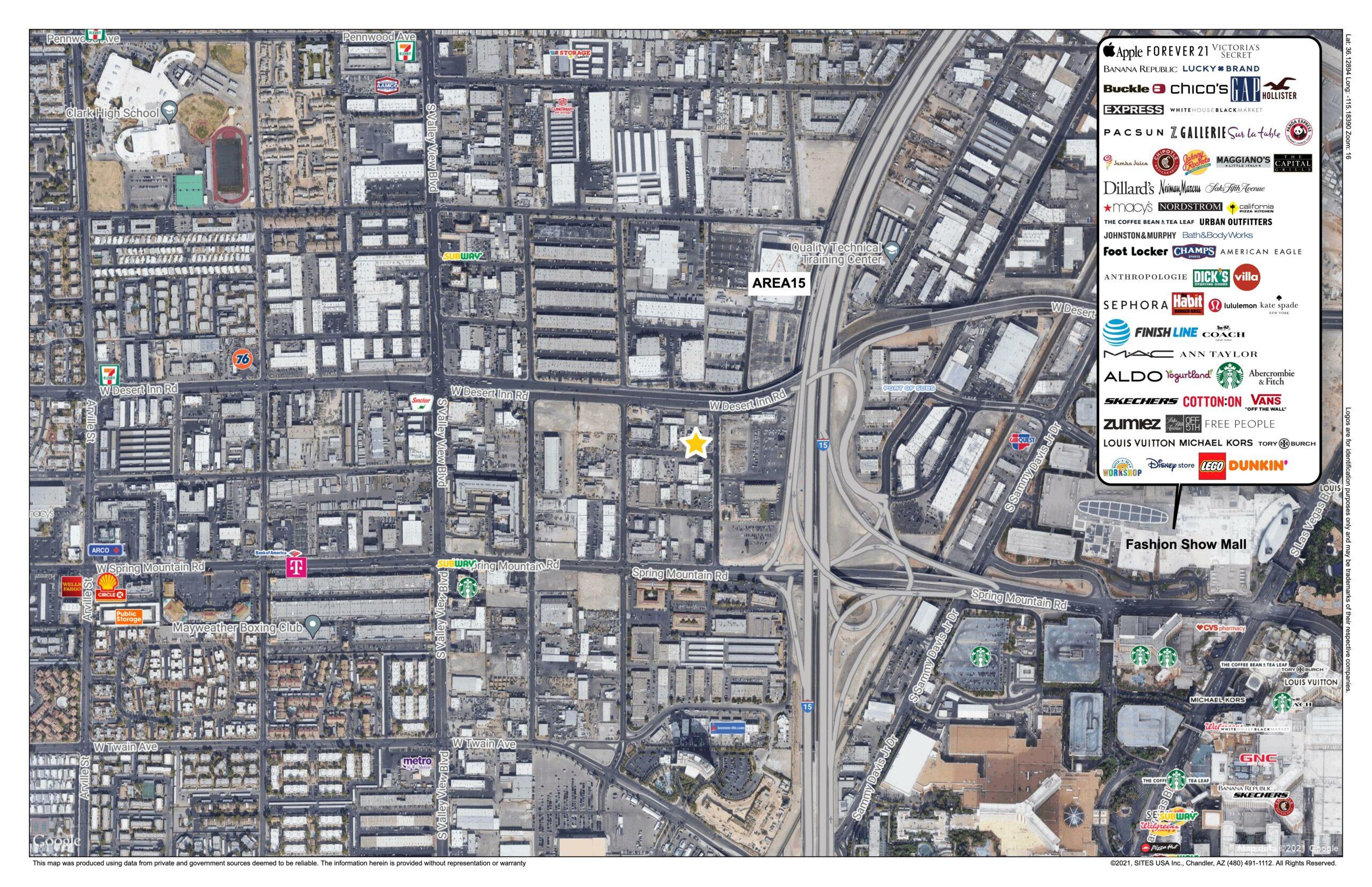 3355 Aldebaran Ave – S/SWC Desert Inn & Aldebaran