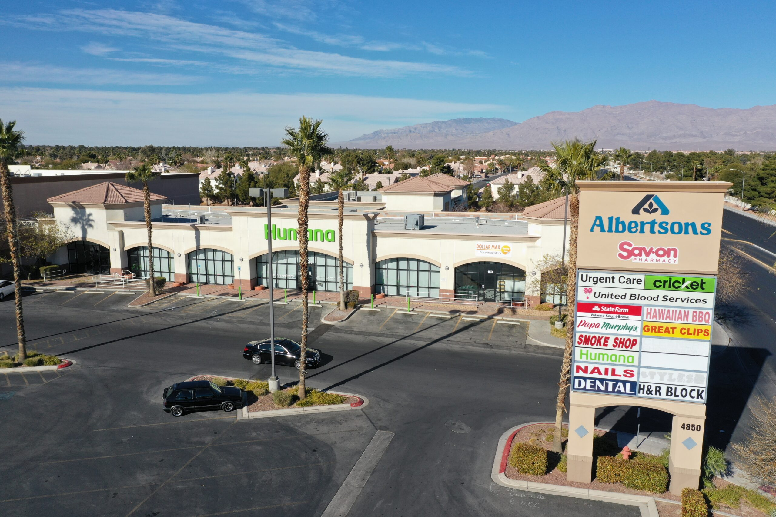 For Sale – Humana Anchored/Albertsons Shadow Anchored