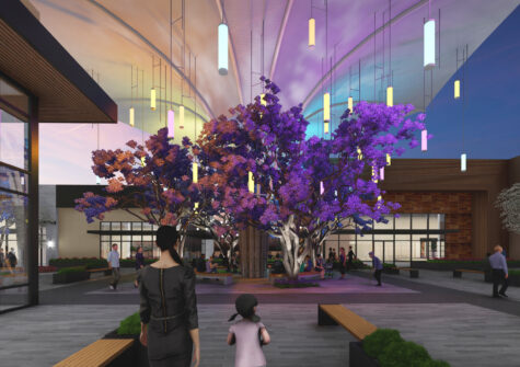 Otium at Ariva – Retail, Restaurant, and Office Space For Lease