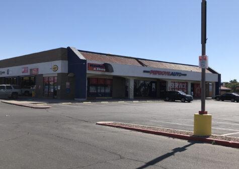 2030 Las Vegas Blvd – NEC Lake Mead & Las Vegas Blvd